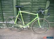 rossolli lo pro time trial bike full size wheel H.R Morris built 25 inch frame for Sale