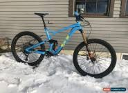 2019 GT Force Carbon 27.5 Large Custom Built Enduro Bike for Sale