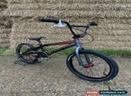 Haro Pro XL Race Light Race Bmx Alien Nation Wheels Sinz Shimano for Sale