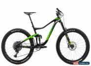 "2019 Giant Trance Advanced 1 Mountain Bike Medium 27.5"" Carbon SRAM GX Eagle 12s for Sale"