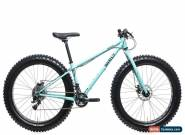 2015 Surly Wednesday Mountain Fat Bike Small 4130 Chrome-Moly SRAM GX X5 for Sale