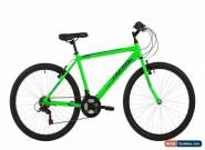 Freespirit Tread Mens MTB Bicycle Cycle Bike Neon Green for Sale