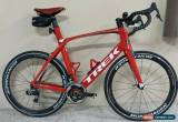 Classic Trek Madone 9.0 with SRAM Red e-tap XL (60cm) for Sale