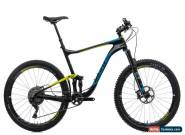 "2017 Giant Anthem Advanced 1 Mountain Bike X-Large 27.5"" Carbon Shimano XT Fox for Sale"