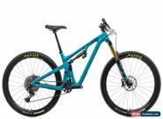 "2019 Yeti SB130 LR TURQ Mountain Bike Medium 29"" Carbon SRAM X01 Eagle 12 Speed for Sale"