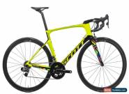 2018 Scott Foil RC Rio Team Road Bike 56cm Carbon SRAM Red eTap DT Swiss Quarq for Sale