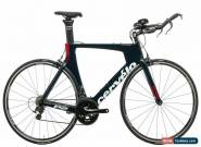 Cervelo P2 105 2018 Triathlon Bike - Navy/Red - Size 54 for Sale