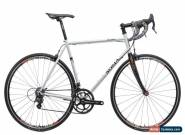 2012 SOMA Smoothie Road Bike 58cm Steel Campagnolo Record 11s ZTR Alpha 340 for Sale