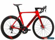 2018 Giant Propel Advanced Disc Road Bike Medium Carbon Shimano Ultegra 8000 for Sale