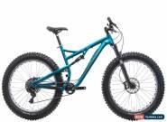 """2016 Salsa Bucksaw Fat Bike Large 26"""" Aluminum SRAM GX 1 11s RockShox Surly for Sale"""
