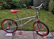 *1998* RRO-LITE FREESTYLER Twin Top Tube Retro BMX Old School Vintage Bike Haro* for Sale