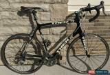 Classic USED Trek Madone FiveTwo Carbon Road Bike - Black/White - 62cm for Sale