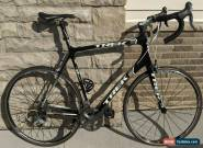 USED Trek Madone FiveTwo Carbon Road Bike - Black/White - 62cm for Sale