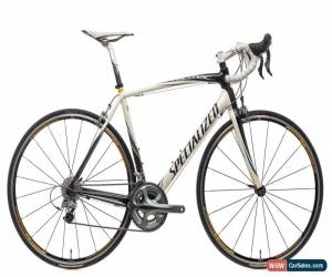 Classic 2008 Specialized Tarmac Expert Compact Road Bike 56cm Large Carbon Shimano for Sale