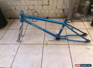 old school bmx Apollo MK1 Frame and Forks for Sale