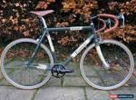 Classic Pinarello Lungavita 57cm Track Fixie Bike Bicycle Retro Colours 8.5kg for Sale