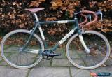 Classic Classic Pinarello Lungavita 57cm Track Fixie Bike Bicycle Retro Colours 8.5kg for Sale