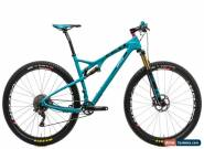 "2016 Yeti ASR-C Mountain Bike Large Carbon 29"" Shimano XTR M9000 11s Stan's ENVE for Sale"