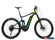 2018 Giant Full-E+ 1 SX Pro Electric Bike Large 27.5 Aluminum Shimano RockShox for Sale