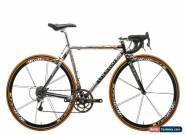 2004 Colnago CT1 Titanio Lux Road Bike 51cm Small Titanium Campagnolo Record 10s for Sale