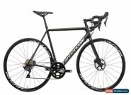 2019 Cannondale SuperSix EVO Disc Road Bike 56cm Shimano Ultegra R8000 11s Mavic for Sale