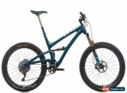 "2018 Yeti SB5+ Turq Mountain Bike X-Large 27.5"" Carbon Shimano XTR M9000 11s for Sale"