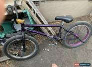 Custom Made Bmx Bike for Sale