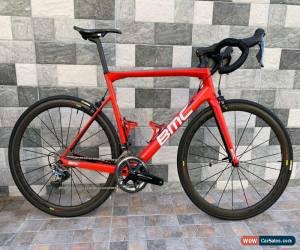 Classic 2018 BMC Teammachine SLR01 TEAM Road Bike - Dura Ace R9100- Size 58 for Sale