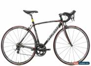 2009 Specialized Tarmac Expert Road Bike Small Carbon Shimano 105 5600 2x10 for Sale
