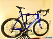 Cannondale Six Carbon, Road bike, ZIPP carbon wheels, Vittoria tub tyres. for Sale