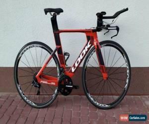Classic Look 796 Monoblade 2018 Triathlon TT Bike XS/S Frame for Sale