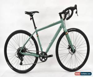 Classic 2019 Salsa Journeyman Apex 1 Alloy Gravel Bike 54cm Blue/Grey New Other for Sale