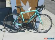 2019 53CM BIANCHI INTENSO CARBON ROAD BIKE NEW WARRANTY $2600 BIKE! for Sale