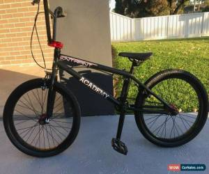 Classic Bmx bikes Black And Red for Sale