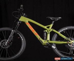 Classic 2019 Felt Decree 5 Size 16/S Full Suspension Carbon Mountain Bike SRAM NX Disc for Sale