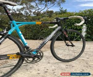 Classic BMC SLC01 Team Astana Carbon Swiss Made Racing Bike Campagnolo Record / Chorus  for Sale