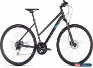 Cube Nature Womens Hybrid Bike 2019 - Grey for Sale