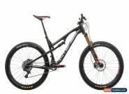 2017 Intense Spider 275c Mountain Bike Medium Carbon SRAM X01 11s Fox RockShox for Sale