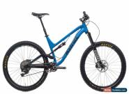 "2015 Kona Process 134 Mountain Bike Large 27.5"" Alloy Shimano XT 10s RockShox for Sale"