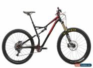"2016 Specialized Stumpjumper FSR Comp Mountain Bike Large 27.5"" Aluminum SRAM GX for Sale"
