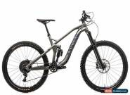 "2018 Canyon Strive AL 6.0 Mountain Bike Small 27.5"" Aluminum SRAM GX RockShox for Sale"