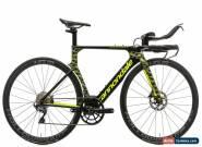2019 Cannondale SuperSlice Time Trial Bike 50cm Carbon Shimano Ultegra Disc for Sale