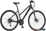 Classic Scott Sub Cross 40 Womens Hybrid Bike 2018 - Black for Sale
