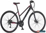 Scott Sub Cross 40 Womens Hybrid Bike 2018 - Black for Sale