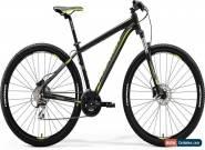 Merida Big Nine 20-D 29 Mens Mountain Bike 2018 - Black Medium for Sale