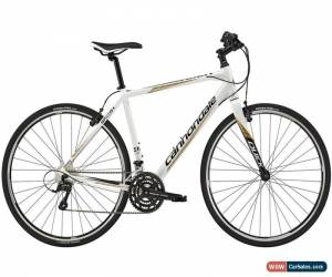 Classic Cannondale Quick Speed 2 Hybrid Bike 2015 - White for Sale