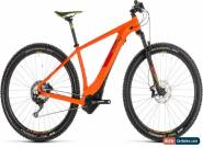 Cube Reaction Hybrid SL 500 KIOX Electric MTB 2019 - Orange for Sale
