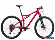 2018 Specialized Epic Comp Carbon Mens Mountain Bike Large 29 SRAM GX Eagle Reba for Sale