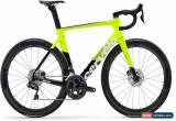 Classic Cervelo S3 Ultegra Di2 Mens Road Bike 2019 - Fluoro/White for Sale