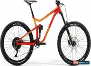 Merida One-Sixty 600 27.5 Mens Mountain Bike 2018 - Red for Sale